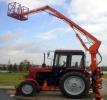 Подъёмники на трактора и на базе тракторов